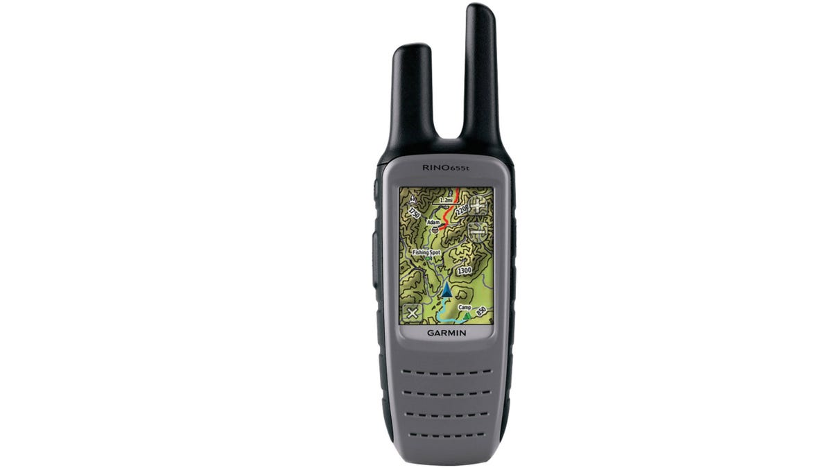 Garmin Rino 650t Review: GPS Navigator And Radio In One