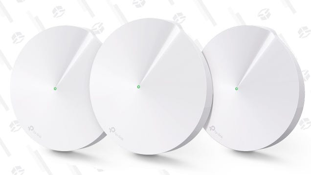 Mesh Networking On a Budget: Get Three TP-Link Deco Routers For Just $157