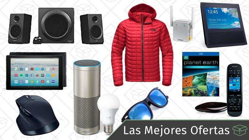 Illustration for article titled Las mejores ofertas de este jueves: Gold Box de Logitech, dispositivos de Amazon, accesorios para acampadas y más