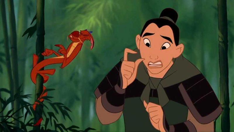 Mulan (Image: Disney)