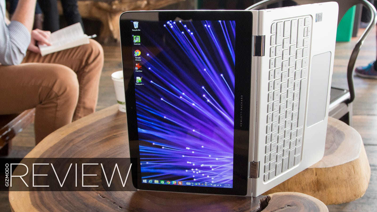 HP Spectre x360 Review: My New Favorite Backflipping Windows