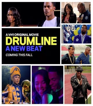 Illustration for article titled Who's Watching Drumline 2 Tonight?