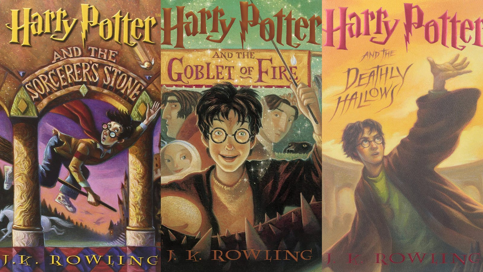 4 Books That Would Be Better If They Weren't About Harry Potter