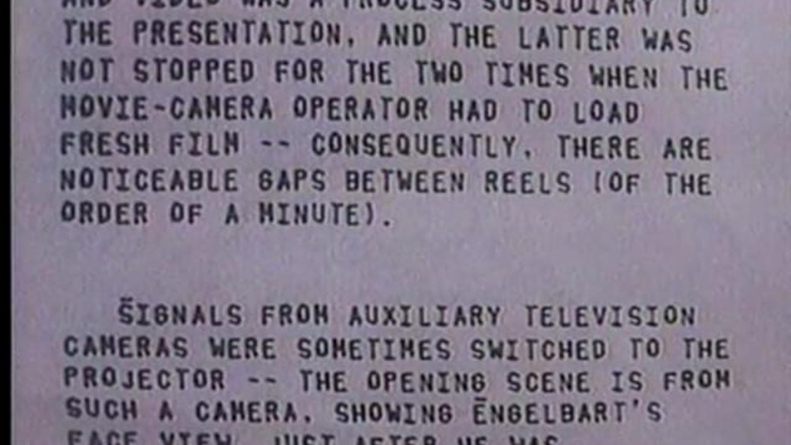 45 Years Ago, Doug Engelbart Gave the Most Important Tech Demo Ever