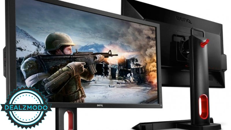Illustration for article titled A Major League Gaming Monitor Is Your Deal Of The Day