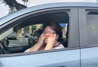 Illustration for article titled 'This Is Not Your Country': Motorist Recorded Mocking Korean-American Veteran Won't Be Charged in Road Rage Incident