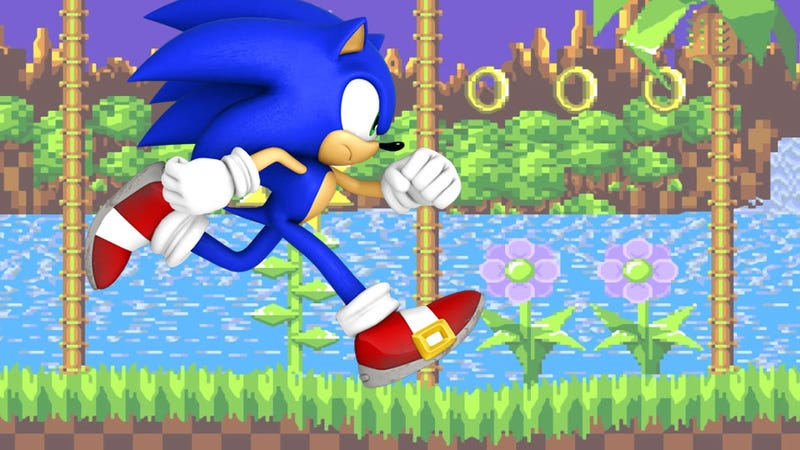 Illustration for article titled Wouldn't Sonic Be the Perfect Endless Runner Hero? Sega Might Agree. [Update]