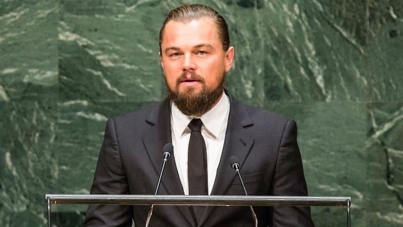 Illustration for article titled An Oscar Strategist Spilled the Beans on Leonardo DiCaprio's Oscar Desperation