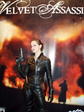 Illustration for article titled Velvet Assassin Preview: Metal Gear Lite