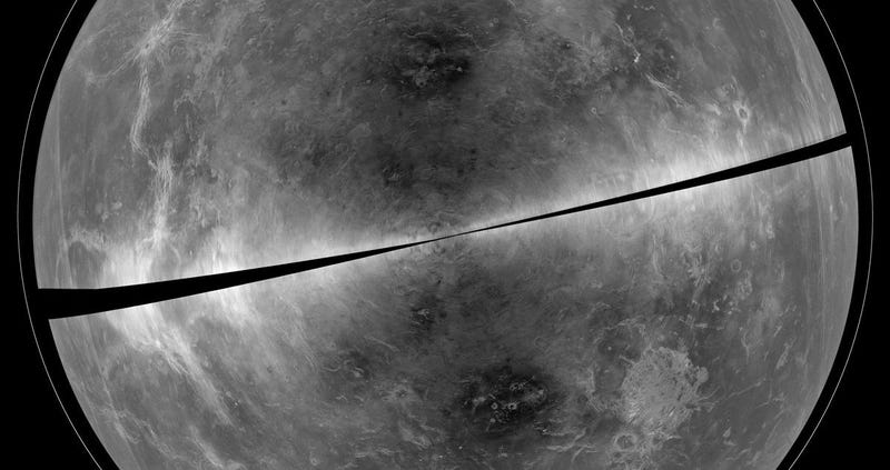Illustration for article titled Una de las imágenes más nítidas de Venus, y captada desde la Tierra