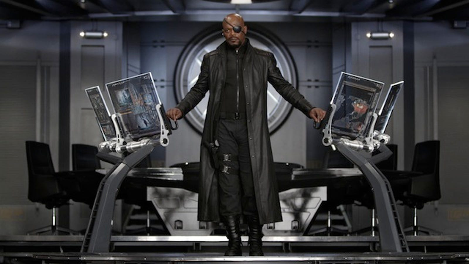 Were Nick Fury's actions in The Avengers legally justified?