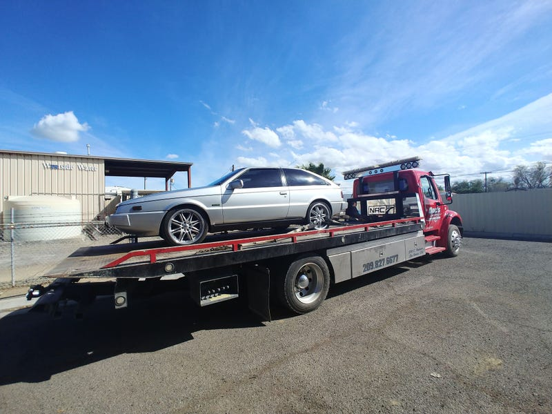 Illustration for article titled Need advice - To Fix or cut my losses? 88 Isuzu Impulse w blown Tranny and major drama