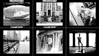 Illustration for article titled These Pixelated Pics of NYC Were Taken On A Game Boy