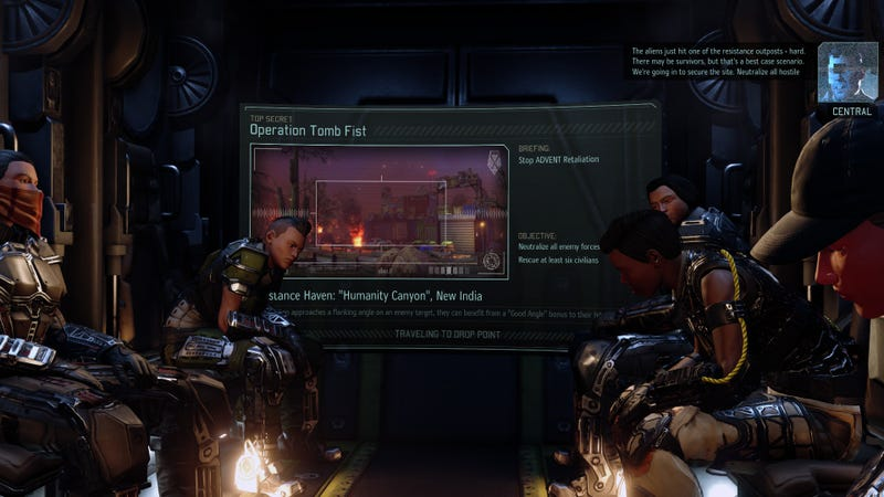 Illustration for article titled XCOM 2's Random Mission Names Are Really Great