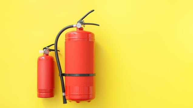 How to Know When It s Time to Buy a New Fire Extinguisher