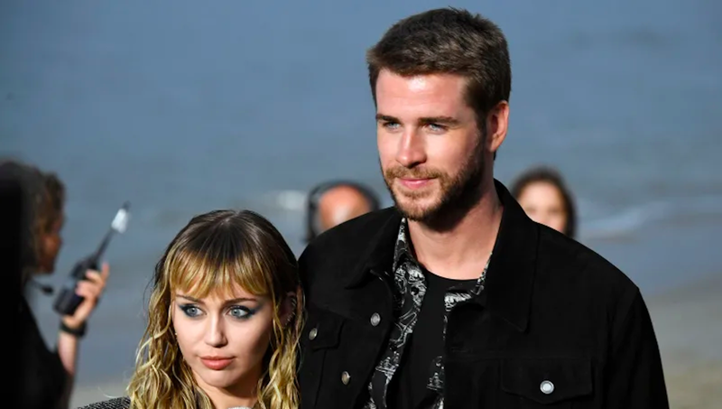 Illustration for article titled Liam Hemsworth Has Filed for Divorce From Miley Cyrus