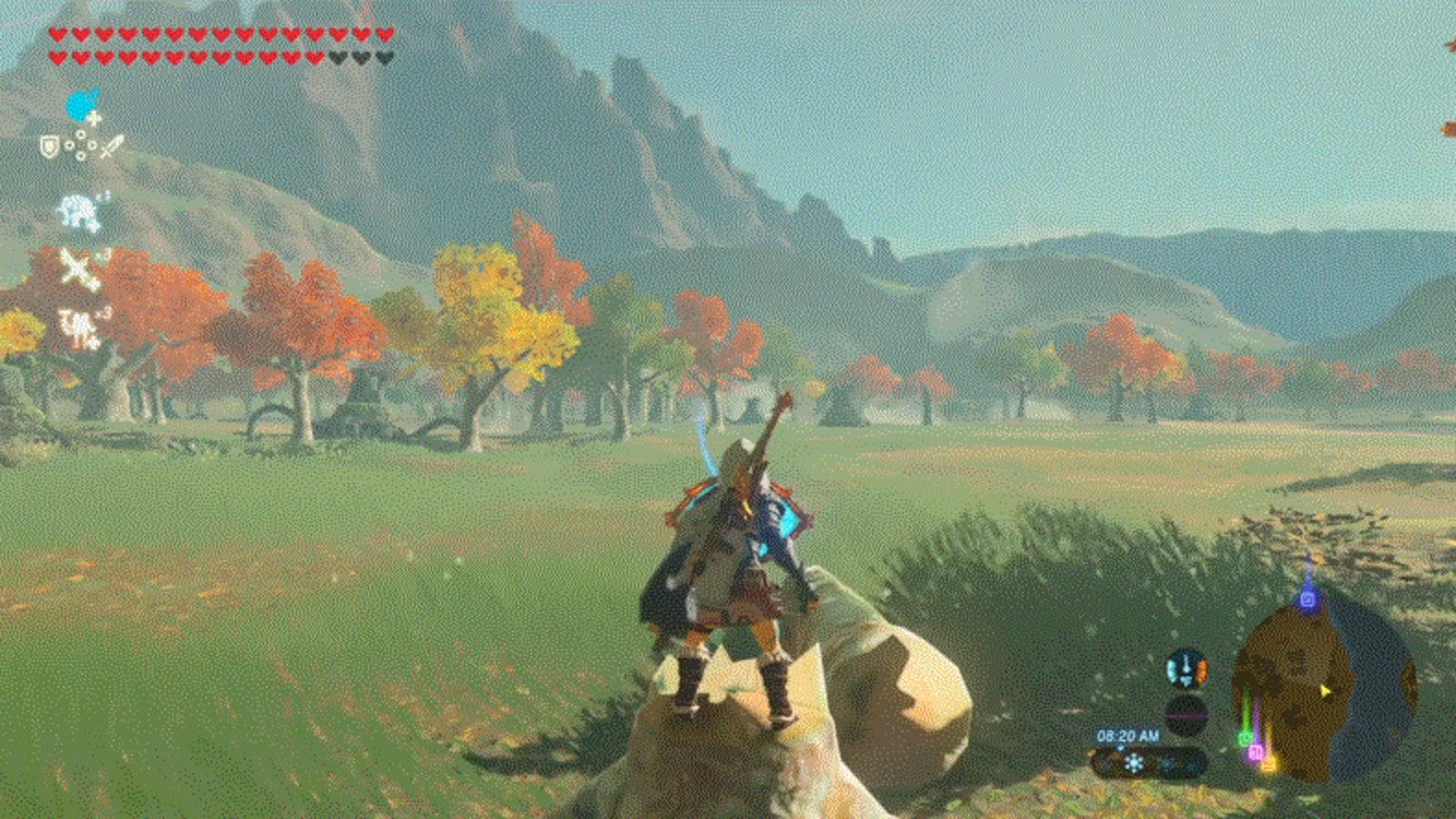 A New Bomb Trick Is Blowing Up Breath Of The Wild Speedrunning