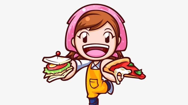 Illustration for article titled Cooking Mama Has Gone Vegetarian
