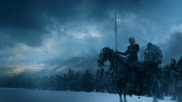 Game of Thrones Season 8 Teaser Pits Westeros Against the Coming Night