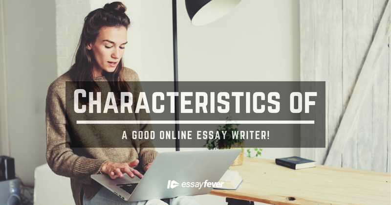 Illustration for article titled Characteristics of a good online essay writer!