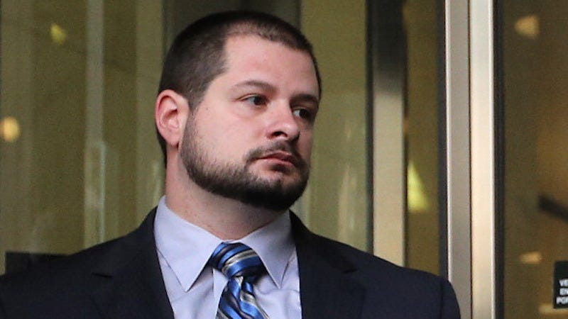 Illustration for article titled Constable Tied to Sammy Yatim's Death Found Guilty Of Attempted Murder