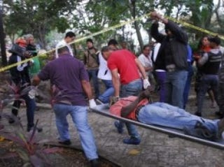 Authorites found the teen hanged in a public parkHaiti Libre