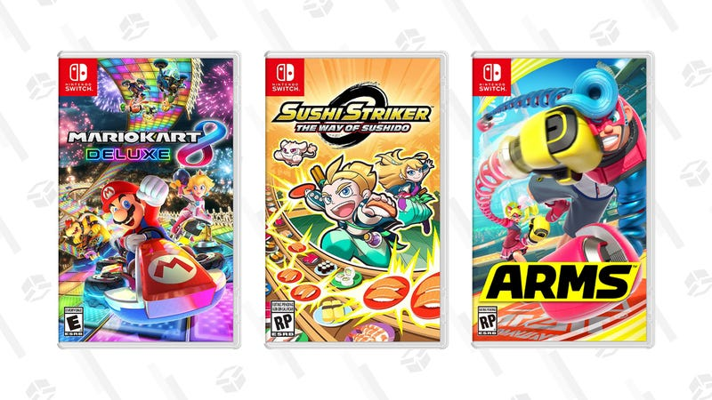 Nintendo Switch and 3DS Sale | Amazon