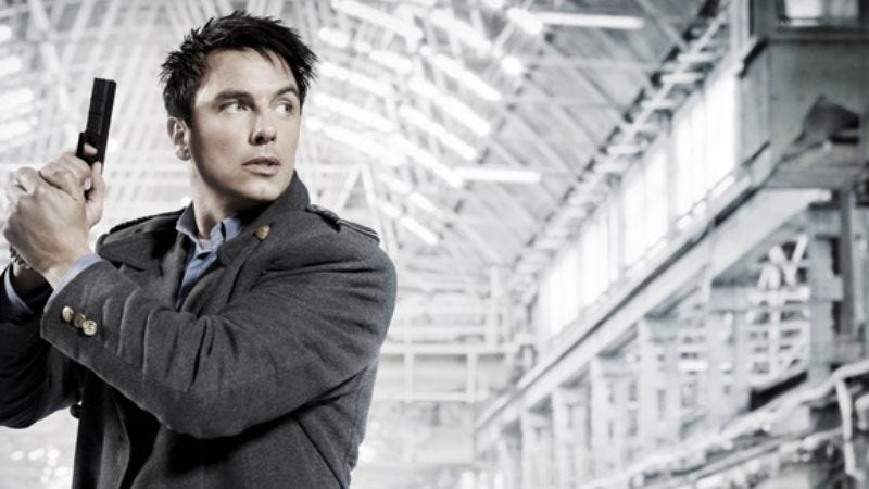 Illustration for article titled John Barrowman