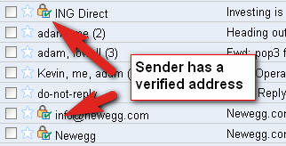 Illustration for article titled Iconix Truemark Email Identification Verifies Senders, Defeats Phishers