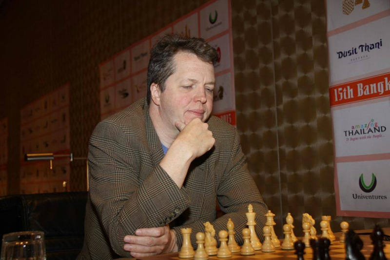 Illustration for article titled Chess Grandmaster Says Men are 'Hardwired' To Be Better Players