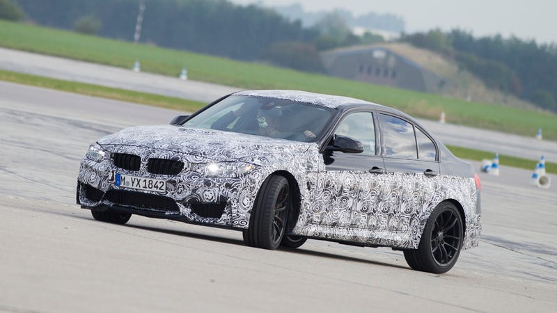 Illustration for article titled This is what the new BMW M3 and M4 sound like