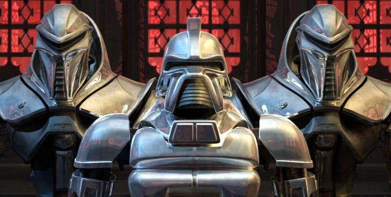 Illustration for article titled Battlestar Galactica, la mítica serie de ciencia-ficción, será adaptada como una película
