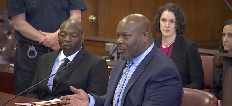 VanDyke Perry and Gregory Counts were exonerated after being falsely accused and convicted of rape nearly 30 years ago.