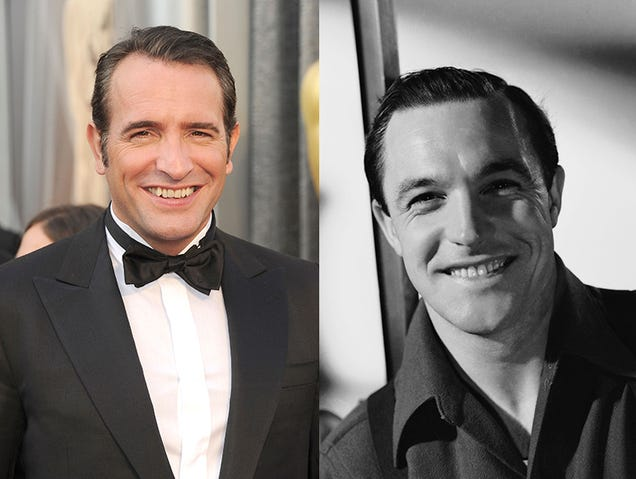 Jean dujardin pictures images photos for Jean dujardin parents