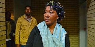 Makaziwe Mandela (Carl De Souza/Getty Images)