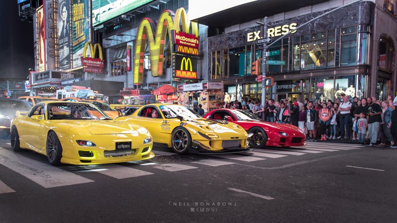 Your Ridiculously Awesome Mazda RX 7 Wallpaper Is Here