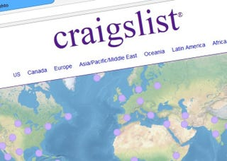 Illustration for article titled How To Avoid Craigslist's Rampant 'Sight Unseen' Purchase Scams
