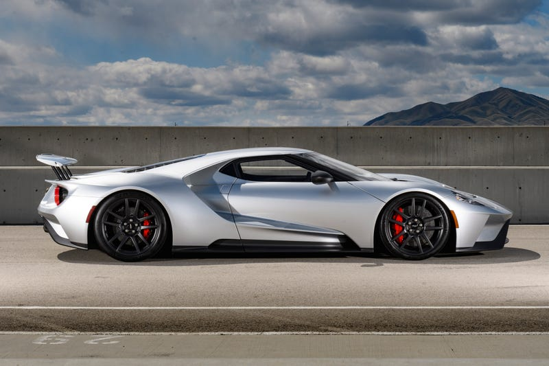 The Ford Gt Makes Most Supercars Look Soft