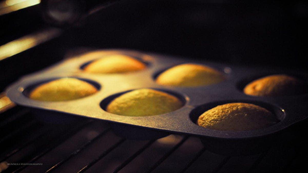 Dark Pans Cook Faster, So Adjust Your Time And Temperature