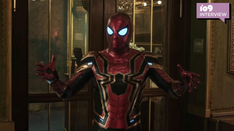 Spider-Man Far From Home Deleted Scene Explained, Plus Lobot