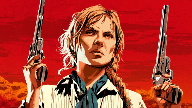 Illustration for article titled The Pinkertons Are Still Around, Suing Over Red Dead Redemption 2