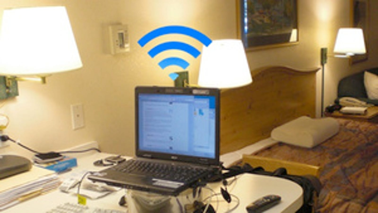 How To Use Your Phone As A Hotspot >> Turn Any Laptop Into a Money-Saving Wi-Fi Hotspot For Your ...