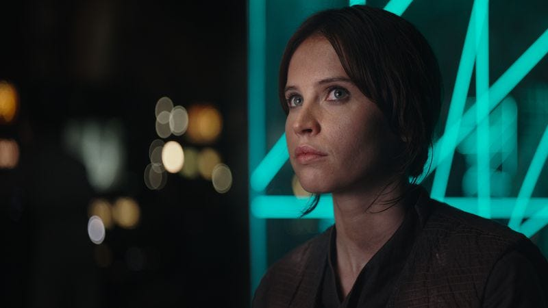 Movie Review: Rogue One is an adventure to Star Wars' dark side