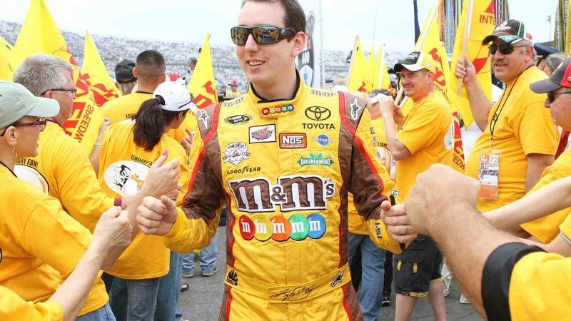 Illustration for article titled NASCAR Awards Driver $50,000 For Homophobic Comments