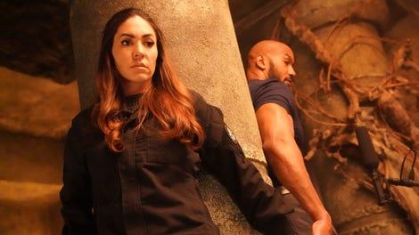 Agents of S H I E L D  wraps up season 6 with a whimper