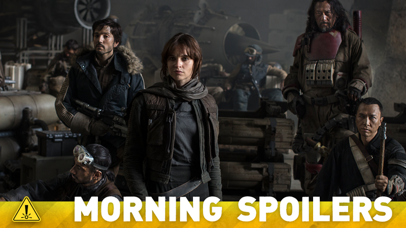 Illustration for article titled Have We Already Learned The Name Of Felicity Jones' Rogue One Character?