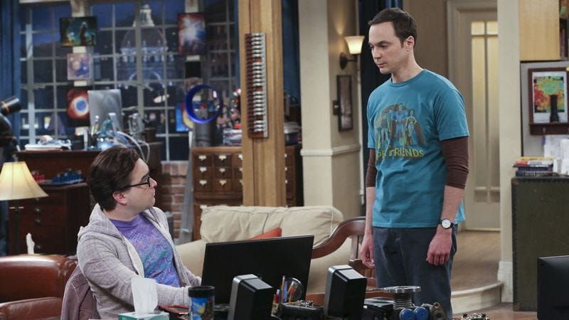 Illustration for article titled A heartfelt episode of The Big Bang Theory sees Sheldon reckoning with his actions