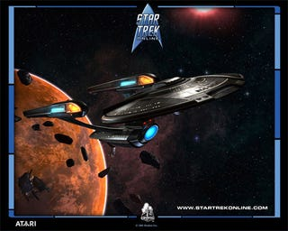 Illustration for article titled Want Star Trek Online Beta Access? Play Champions