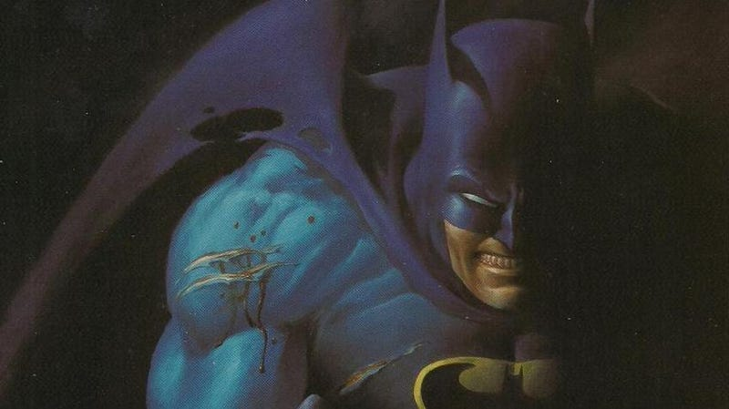 Illustration for article titled The Comics That Helped The Dark Knight Rise