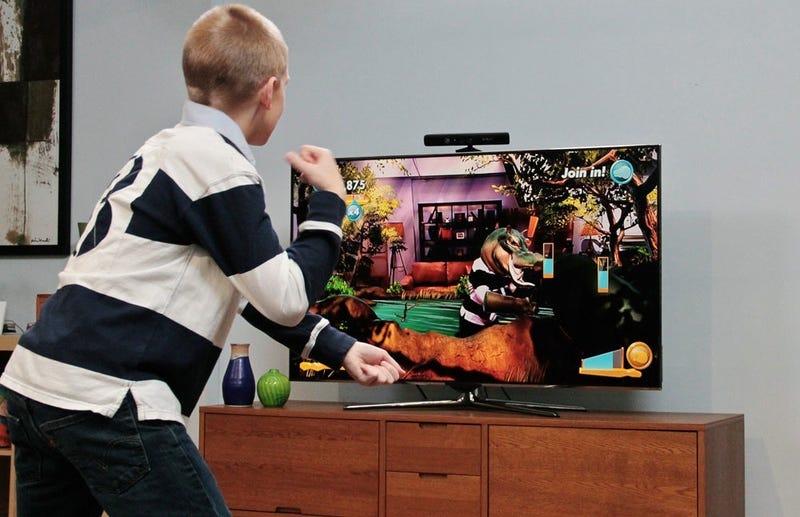 Illustration for article titled Kinect reconocerá pronto los movimientos de la mano